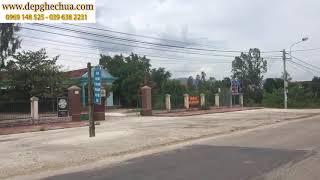 Khám phá lô đất mặt tiền đẹp gần UBND xã Phước Thành