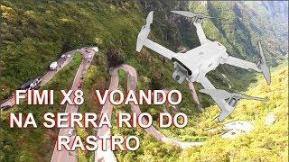 Maior Serra do Brasil - Voando Com Drone Fimi X8