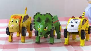 Заводные игрушки Pets on Wheels