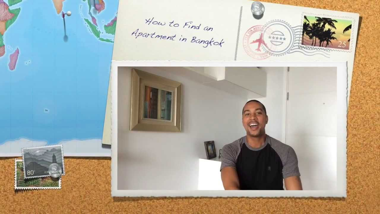 How to Find an Apartment in Bangkok - YouTube