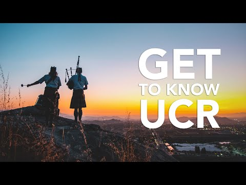 UC Riverside Campus Tour In 360 8K 3D