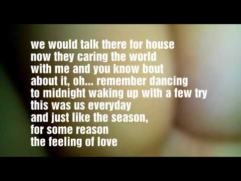 Carson Lueders-remember summertime +