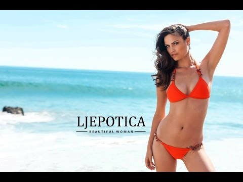 Sports Illustrated and Guess Jeans Melissa Haro for Ljepotica