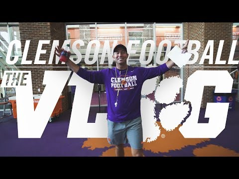 Clemson Football || The Vlog (Season 4, Ep. 1)