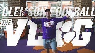 Clemson Football    The Vlog (Season 4, Ep. 1)
