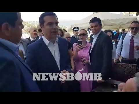newsbomb.gr: Ο Αλέξης Τσίπρας στο Καστελλόριζο - 2