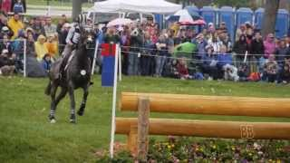 2013 Rolex Kentucky Three Day Event: Cross Country