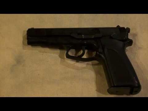 Desarme Pistola Browning 9mm