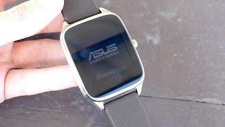 Asus Zenwatch 2 Unboxing