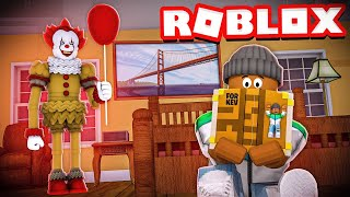 Reading MY OWN Roblox Scary Story!
