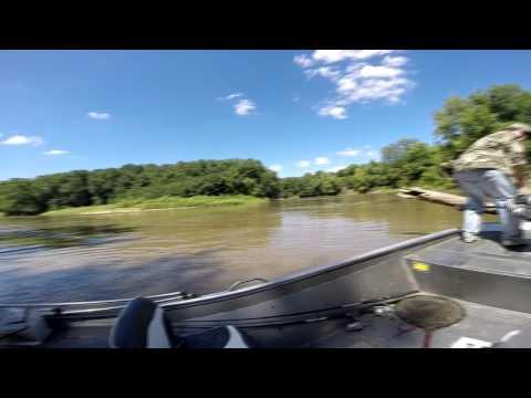 Kaskaskia River Fishing