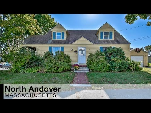 Video Of 4 Lincoln Street   North Andover, Massachusetts Real Estate & Homes