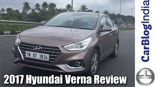 New 2017 Hyundai Verna Test Drive Review With Detailed Features & Specifications- #NextGenVerna