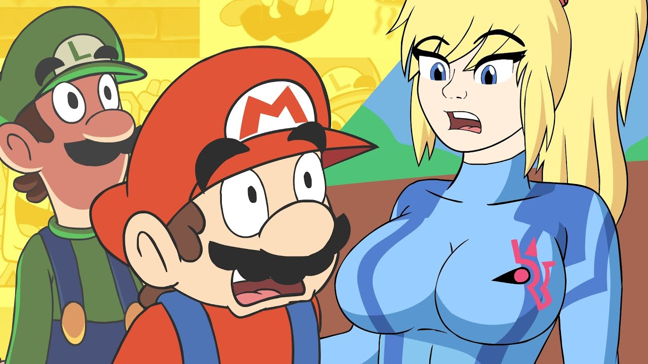 Animate porn mario video — img 5