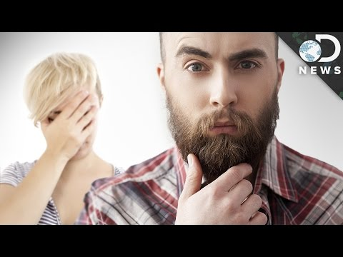 Christie James - Study Says Men With Beards Have More Germs Than Dogs