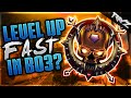 BLACK OPS 3: HOW TO LEVEL UP FASTER IN BLACK OPS 3! TIPS ON LEVELING UP FAST (BO3 DOUBLE XP Weekend)