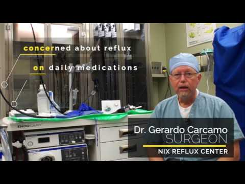 Nix Reflux Center – Acid Reflux Surgery