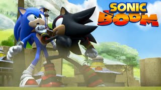 Sonic Boom | It Takes a Village to Defeat a Hedgehog | Episode 52 | Animated Series