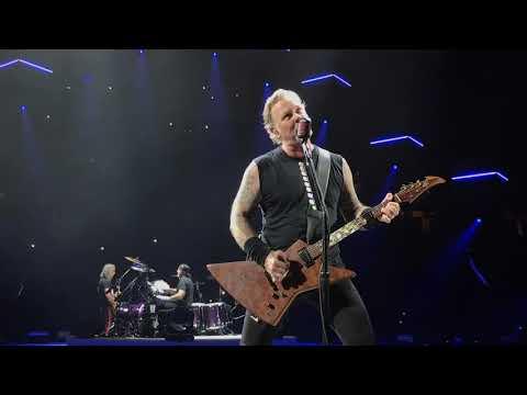 Metallica - Nothing Else Matters + Enter Sandman Birmingham Alabama 01 / 22 / 2019