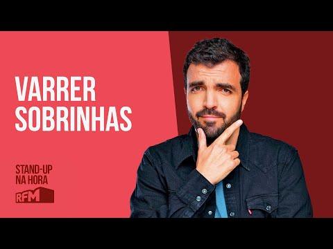 """EP1 - """"VARRER SOBRINHAS"""" - STAND-UP NA HORA - SALVADORMARTINHA RFM"""