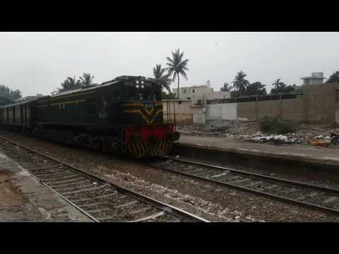 303 Up Pak Business Express Dept KC With HGMU-30-R 8225 Drv: M Aziz