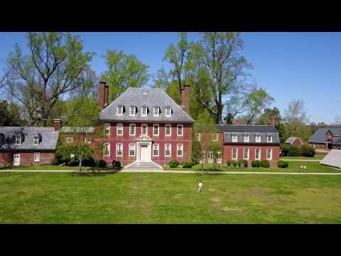 Virginia: James River Plantations & Colonial Petersburg