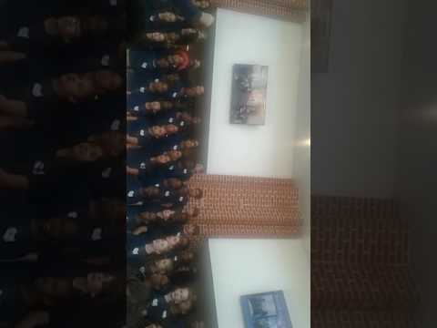 Sandy Springs Middle School chorus 2017
