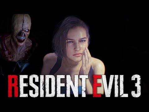 Прохождение Resident Evil 3 Remake #1 | ДОГОНЯЛКИ С НЕМЕЗИС