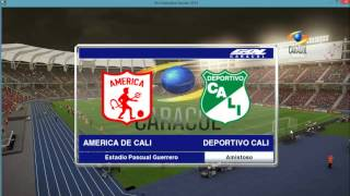 PES Patch Colombia 2013 v3.1