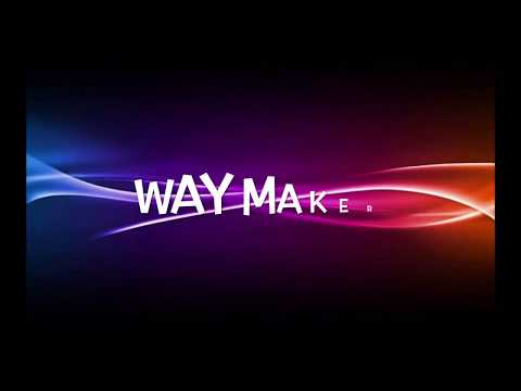 WAY MAKER LYRIC VIDEO/by Sinach /cover:Kenny and Cheryl