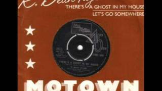 northern soul tribute r dean taylor there s a ghost in my house