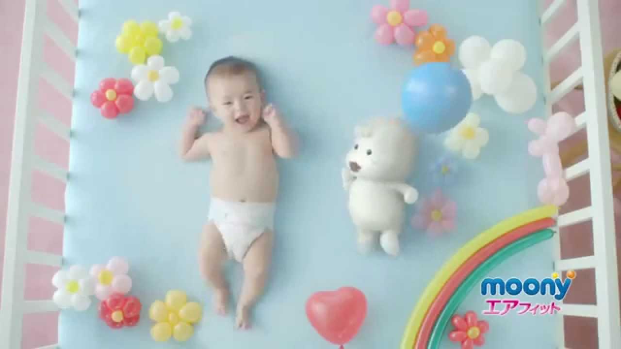 Детские подгузники япония