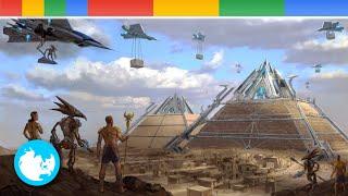 メキシコ謎のピラミッド  █ ドキュメンタリー 2016