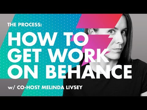 How To Get Work On Behance: What you need to do Ep.8