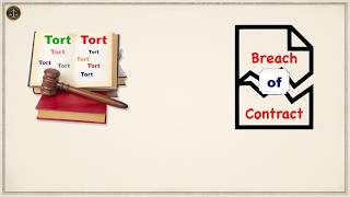 Video What are the Differences Between Tort & Breach of Contract? download MP3, 3GP, MP4, WEBM, AVI, FLV November 2017
