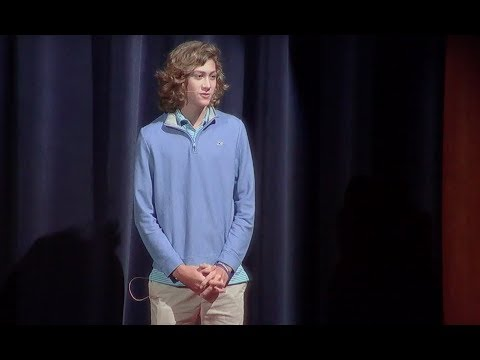 I've Got Nothing….Or Do I? | Shepard Gregory | TEDxTheBenjaminSchool