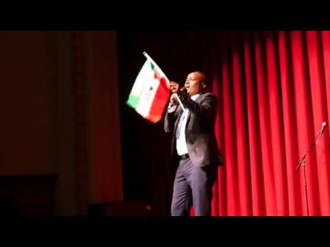 MOHAMED BK    SOMALILAND SONG    SOMALI WEEK  2019 (Official Video)
