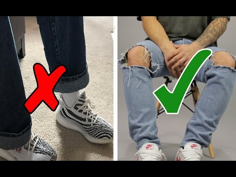 How to get the PERFECT pair of jeans for under $20!