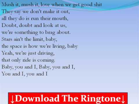 K Michelle - Baby, You And I Lyrics