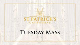 Tuesday Mass – November 24th 2020