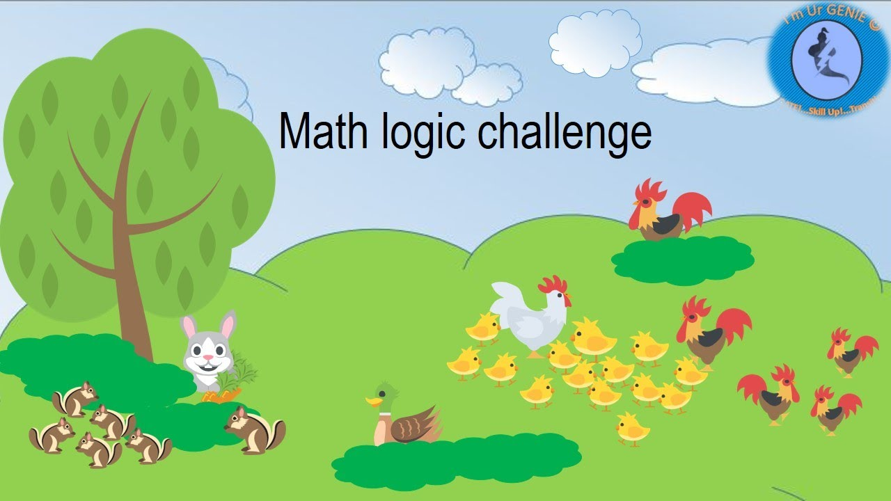 Play this Math viral puzzle |#SkillUpwithGenie #Mathpuzzle #viralpuzzle