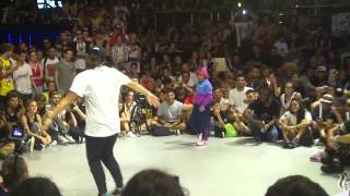 Outbreak 2015 == Sunny vs Tera == Final Bgirl Battle