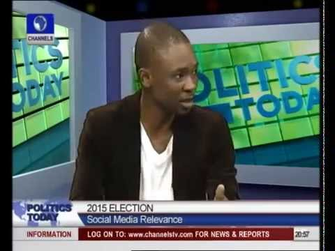Relevance Of Social Media In 2015 Elections With Japheth Omojuwa