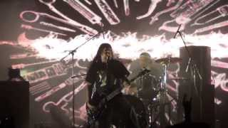 Carcass - Cadaver Pouch Conveyor System (Live in Ekaterinburg, 13.10.13)