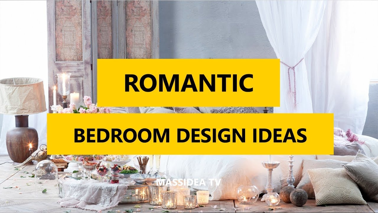 35+ Best Romantic Bedroom Design Ideas For Couples 2017