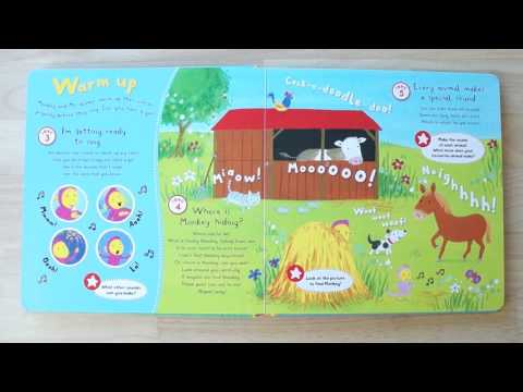 《Monkey Music: Let's Sing and Play》CD書