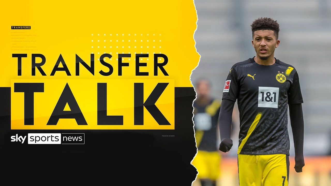 Can Man Utd complete a deal for Jadon Sancho in the final week of the window!? | Transfer Talk