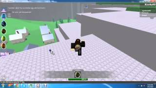 Roblox Egg Hunt 2013 - How to get Egg of Epic Growth
