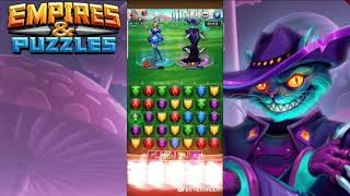 Empires and Puzzles Riddles of Wonderland 9 Epic level event