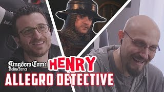 KINGDOM COME... HENRY ALLEGRO DETECTIVE